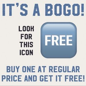 Other - Buy One, Get One FREE!
